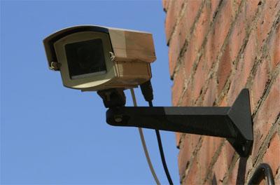 уличное видеонаблюдение проектирование